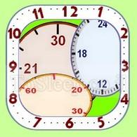 שילוב שעונים 1