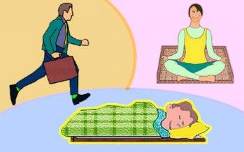שינה טובה עם מלטונין סרוטונין וקורטיזול